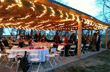 Photo Triple D Ranch Weddings Pavilion